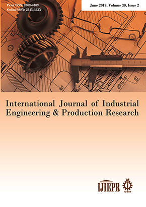 International Journal of Industrial Engineering & Production
