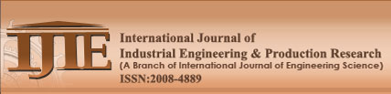 International Journal of Industrial Engineering & Production Research